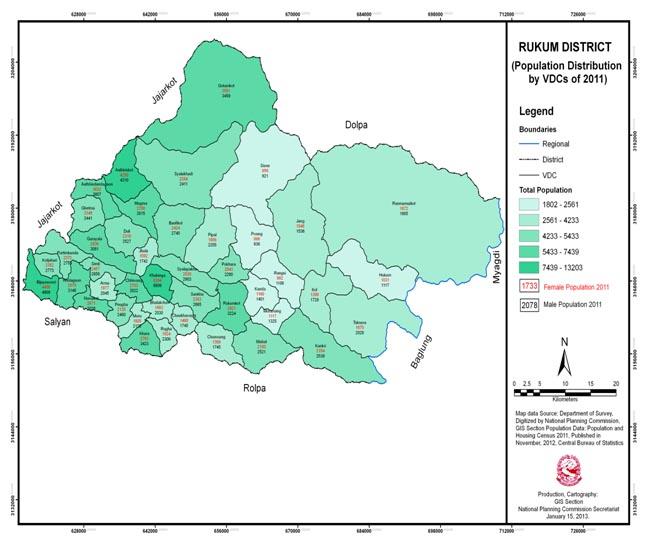 जिल्ला परिचयः रुकुम