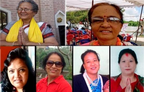 नेपाल महिला संघ निर्वाचन आज : बिद्युतिय मेसिनबाट मतदान