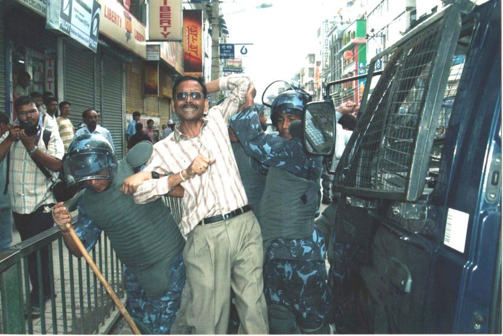 कांग्रेस नेता हृदयराम थानीको राजनीतिक यात्रा