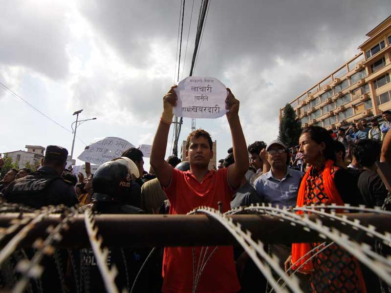 बलात्कारविरुद्ध जाग्यो देश