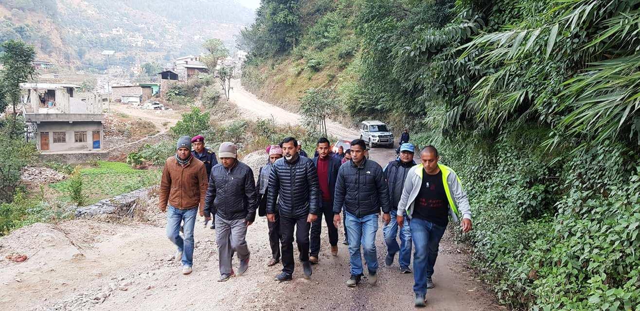 राष्ट्रिय गौरवका आयोजना स्थानीय तहले अनुगमन गर्नुपर्छ : नेता शर्मा