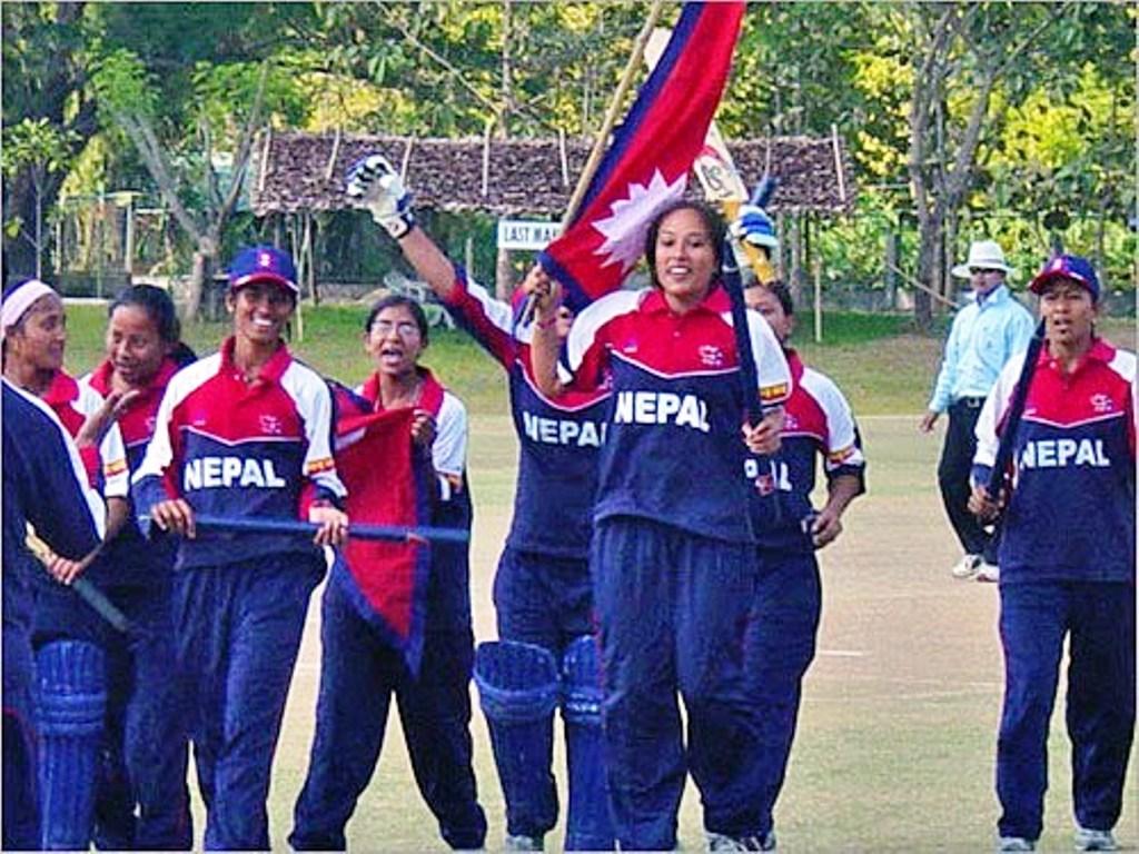 महिला विश्वकप छनोट