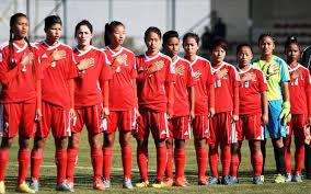 महिला फुटबल : नेपाल–भारत भिड्दै