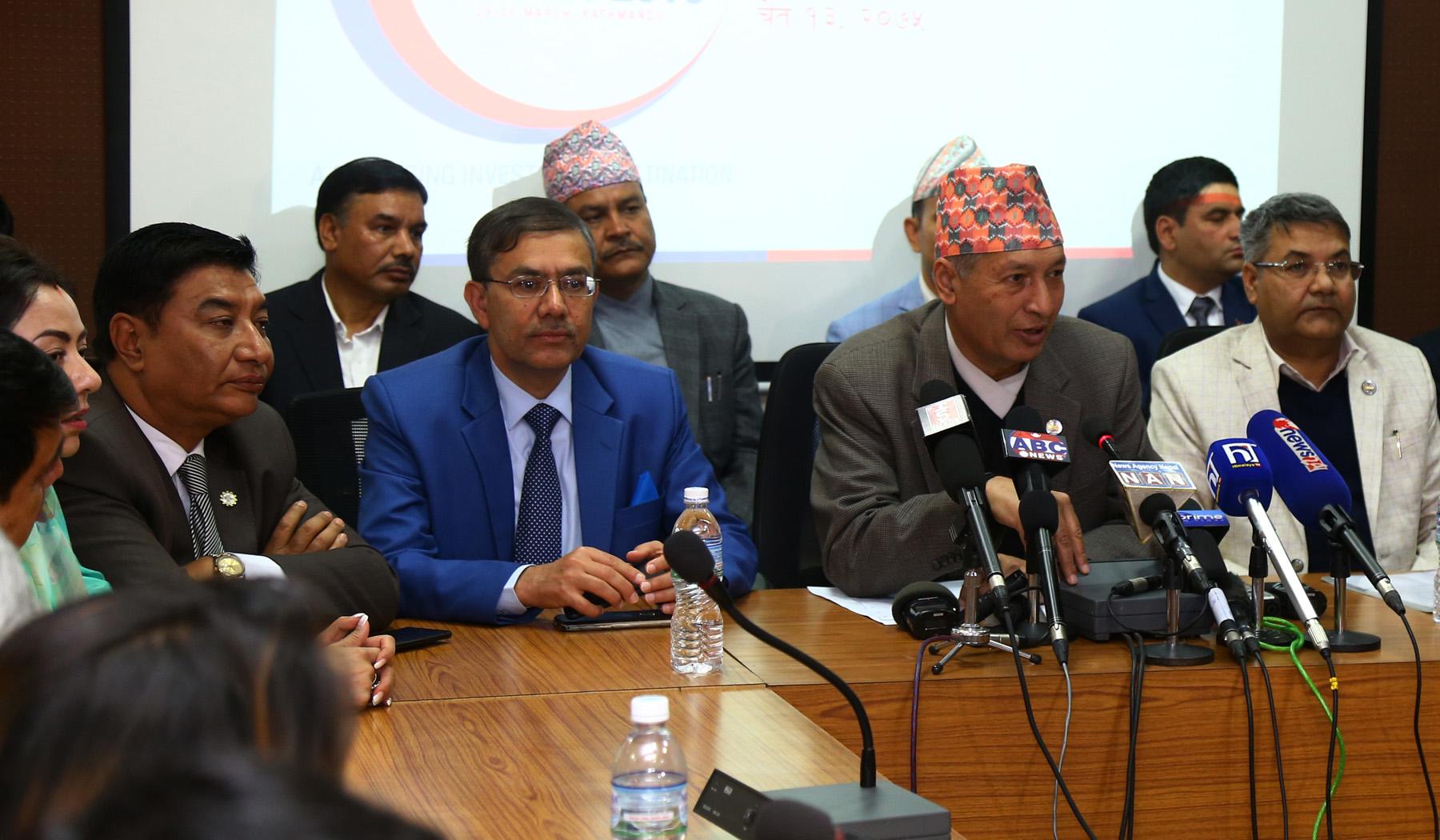 नेपाल लगानीका लागि उपयुक्त थलो : अर्थमन्त्री