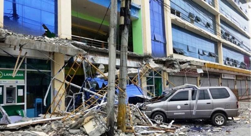 फिलिपिन्समा भूकम्प…