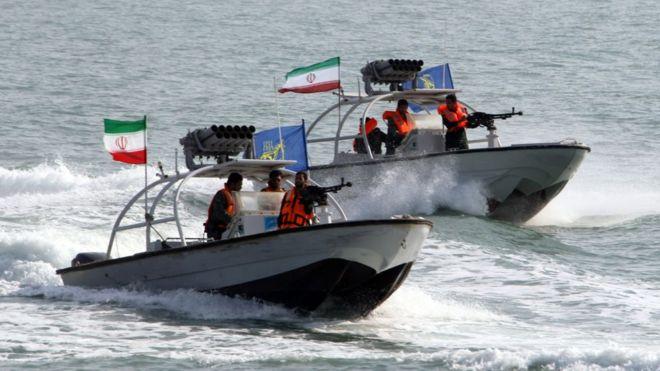 इरानद्वारा ट्याङ्कर कब्जा