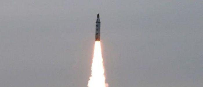 'उत्तर कोरियाको क्षेप्यास्त्रबाट खतरा छैन'