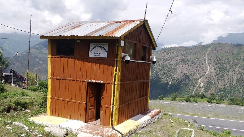 ताल्चा विमानस्थलमा कन्ट्रोल टावर र टर्मिनल भवन बन्ने
