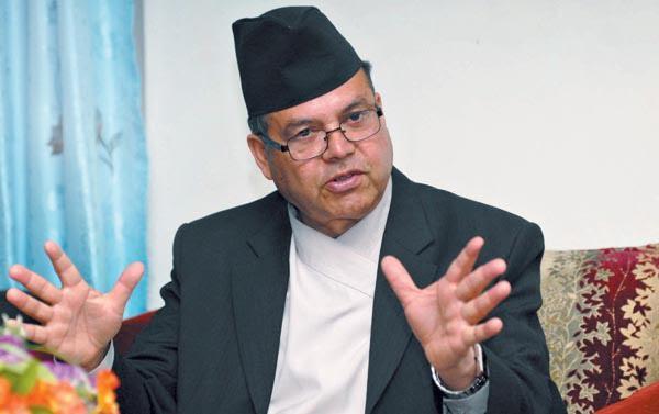 बिआरआईविरुद्ध फैलाइएको अफवाहविरुद्ध लड्न नेपाल तयार : नेता खनाल