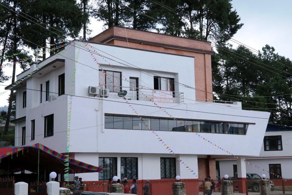 भूकम्पले क्षतिग्रस्त ७० वटा सरकारी भवन पुनर्निर्माण