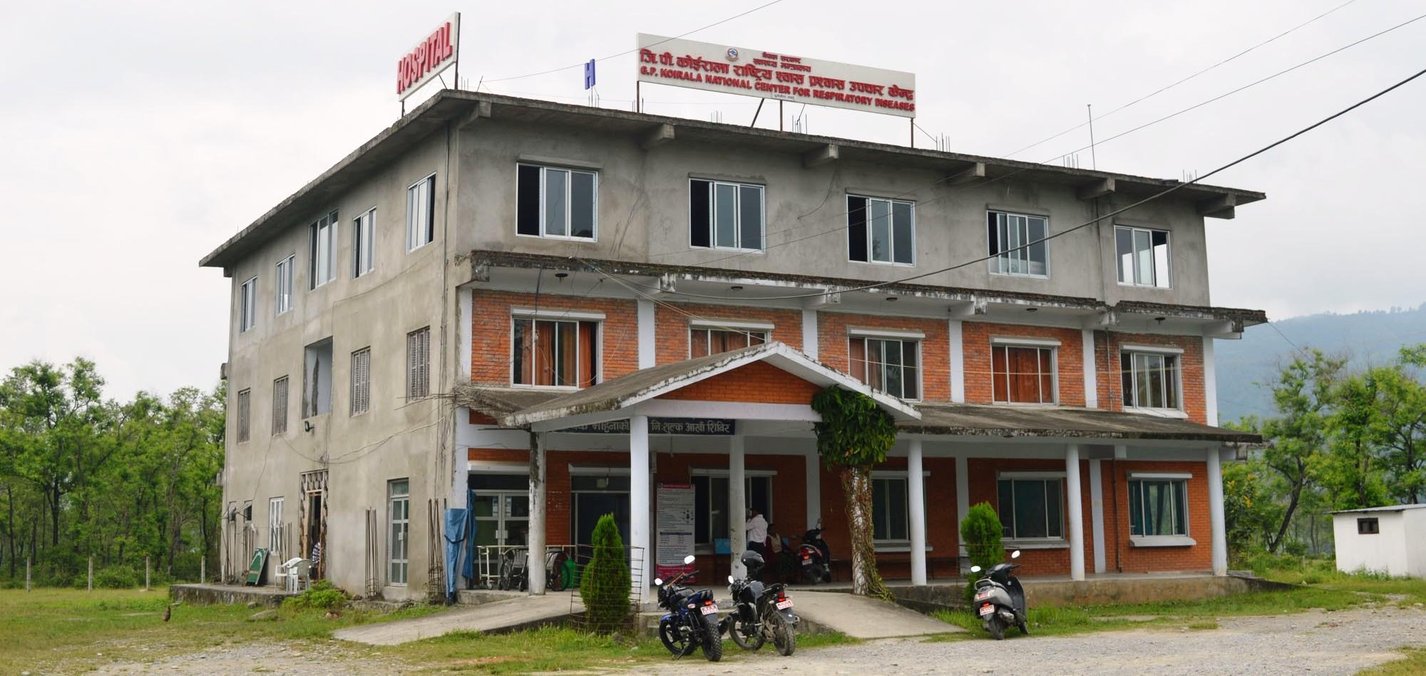 श्वासप्रश्वास उपचार केन्द्र निर्माण छिट्टै : उपप्रधानमन्त्री यादव