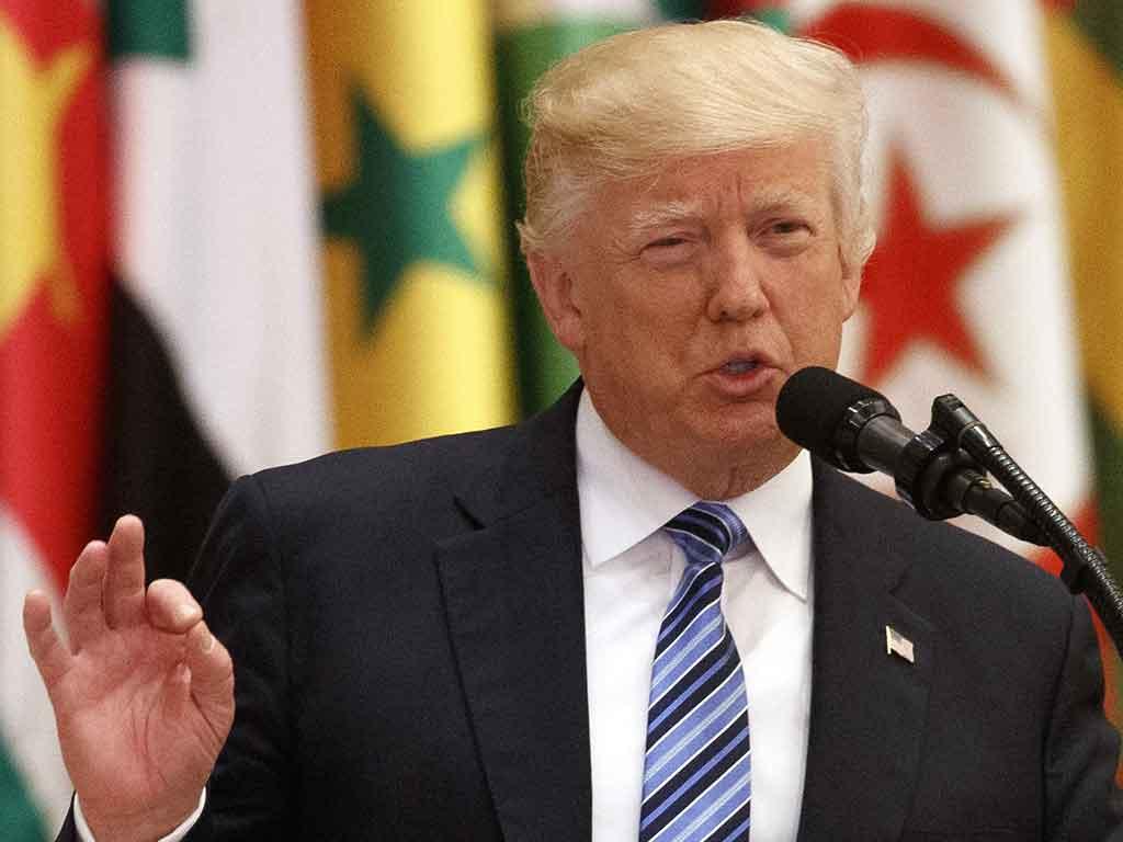 फेड प्रमुखले राजिनामा दिए रोक्दिनँ – राष्ट्रपति ट्रम्प