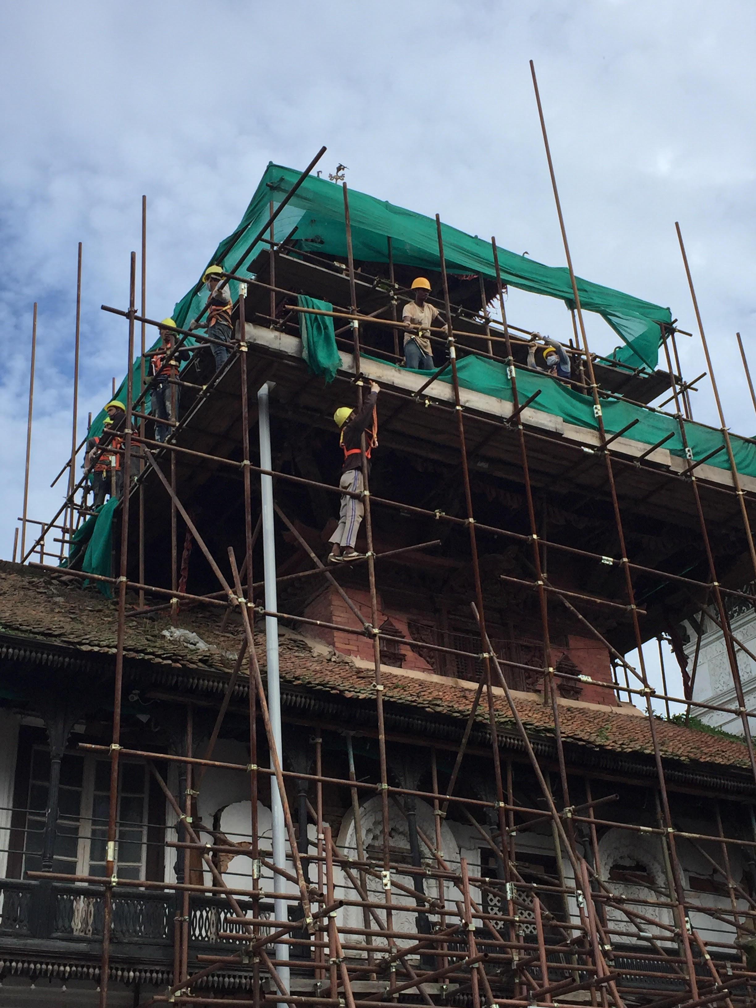आगमछें र देगु तलेजु मन्दिरको पुनर्निर्माण गरिने