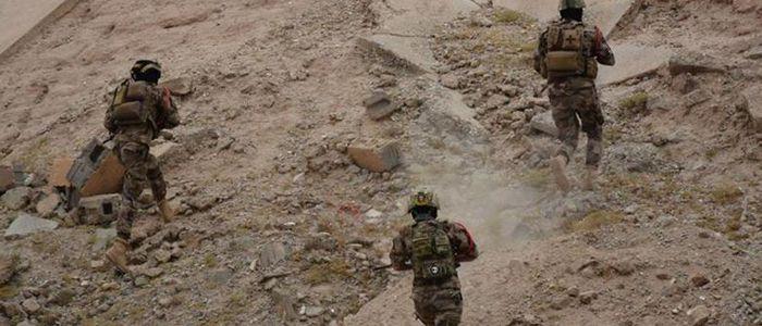 इराकमा प्रहरी कारबाहीमा नौ आइएस लडाकू मारिए