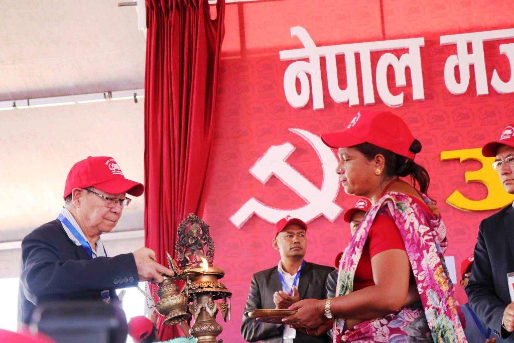 सरकारमा सामन्तवाद चरित्र : अध्यक्ष बिजुक्छे