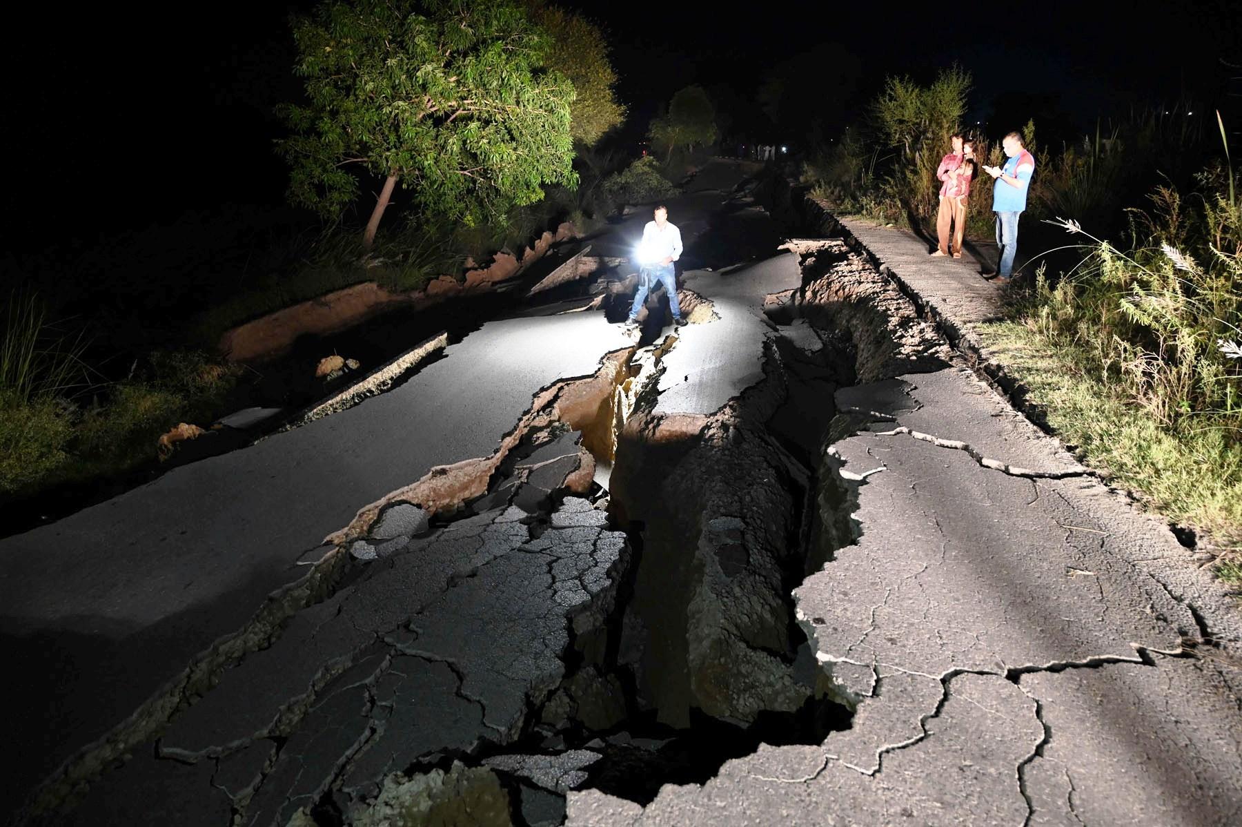 पाकिस्तान भूकम्प : मृत्यु २८, ४७६ भन्दा बढी घाइते
