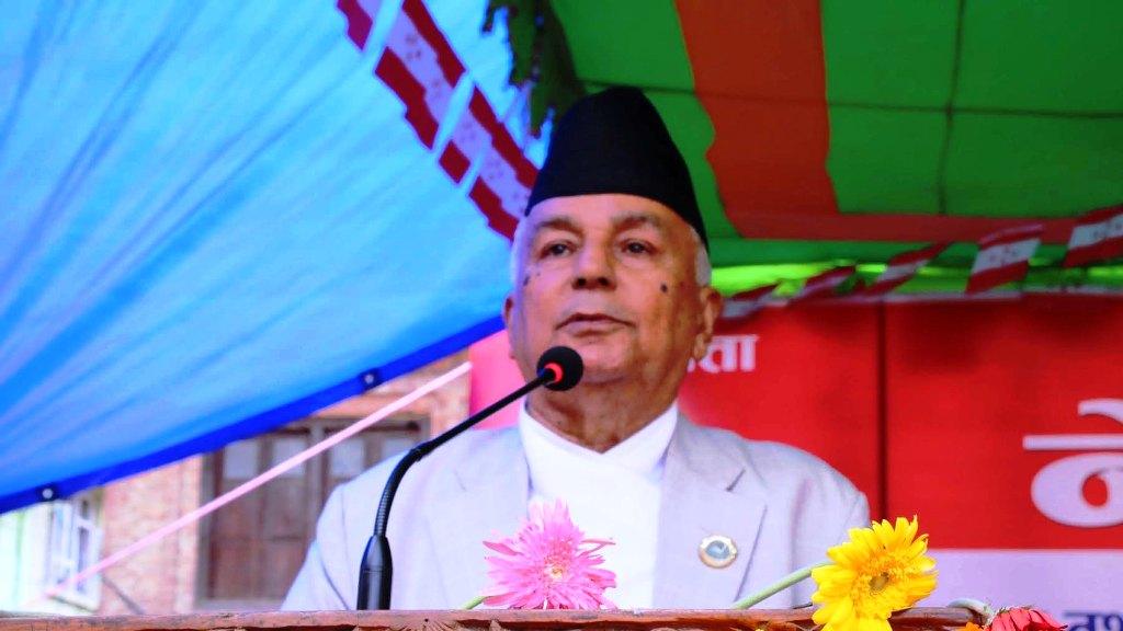 प्रधानमन्त्री आफैँले भारतीय प्रधानमन्त्रीसँग वार्ता गर्नुपर्छ - नेता पौडेल