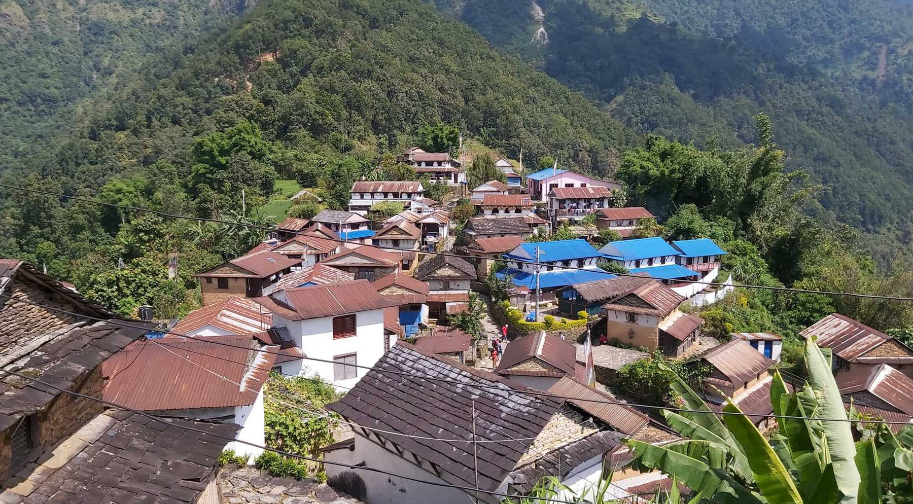 पर्यटकीय खासुर गाउँ