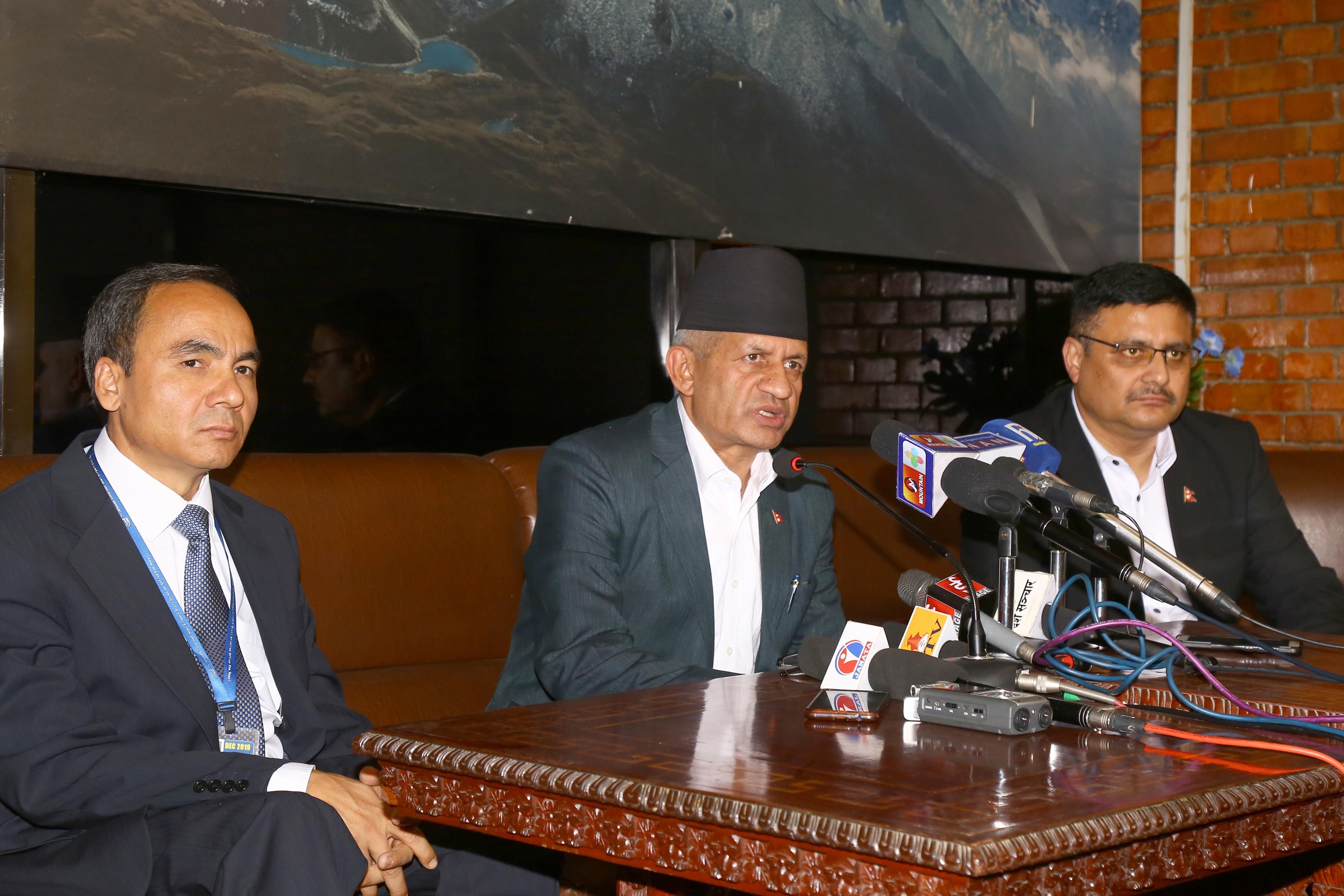 नेपाल विदेशीको दबाब र प्रभावमा छैन - परराष्ट्रमन्त्री
