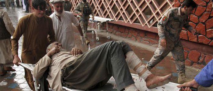 मस्जिदमा भएको विस्फोटनमा परी मृत्यु हुनेको संख्या ६२ पुग्यो