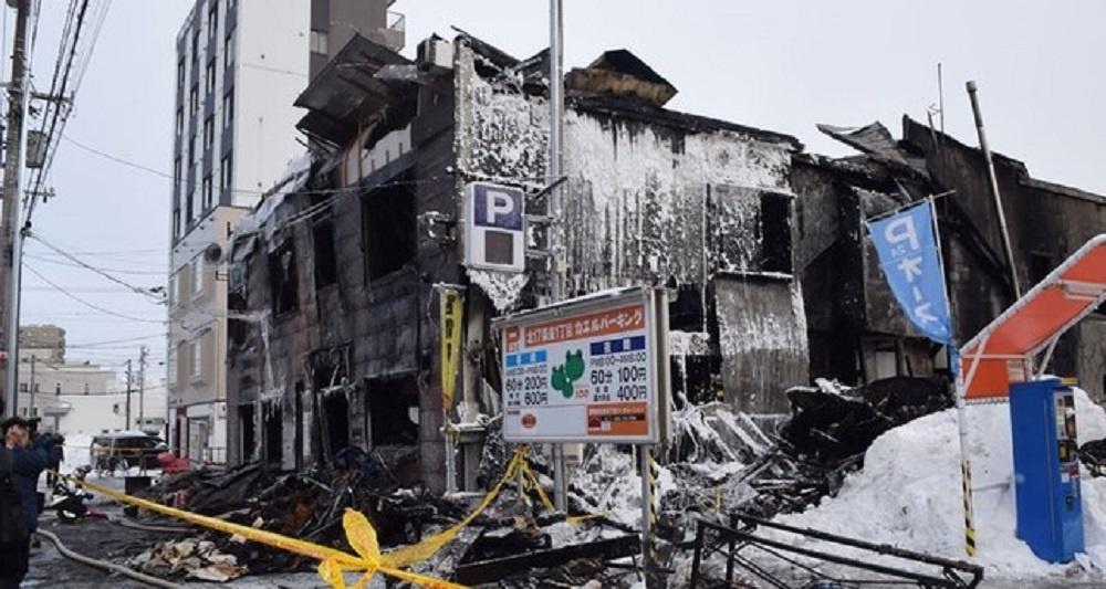 जापानको आँधीमा ११ जनाको मृत्यु, जनजीवन प्रभावित