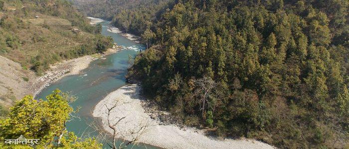 बूढीगण्डकी जलविद्युत् आयोजनाले बाँड्यो  मुआब्जा