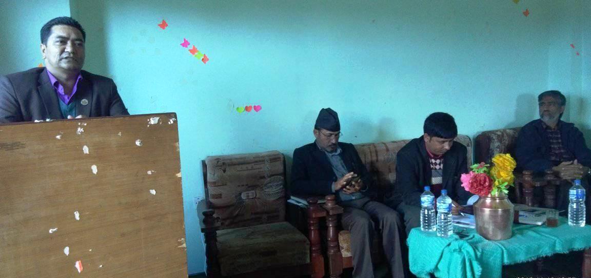 पत्रकार सुरक्षाका लागि प्रदेश सरकार प्रतिवद्ध छ : मन्त्री भण्डारी