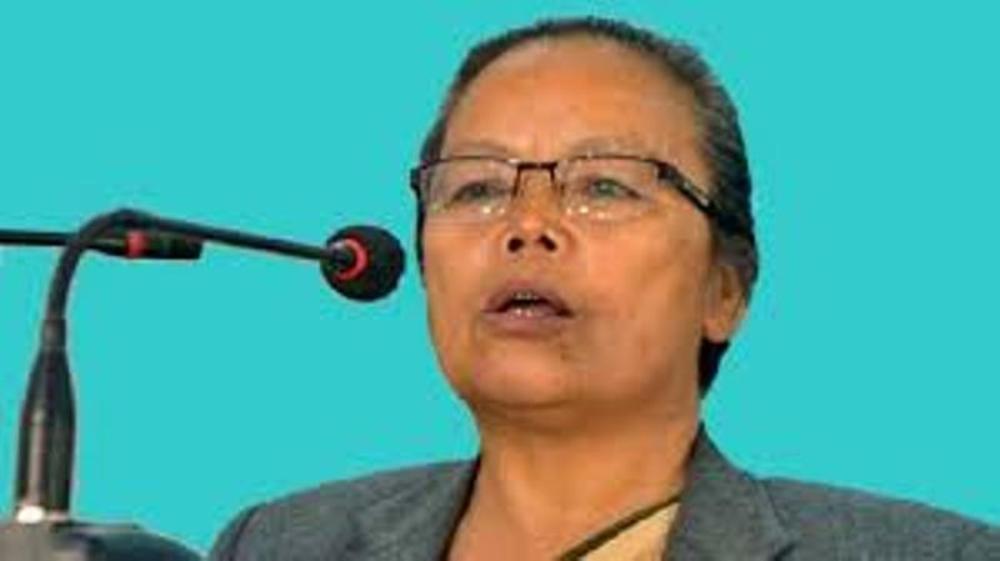 मन्त्री थापाद्वारा प्रजनन अधिकारमा समर्थन  जनाउन अन्तर्राष्ट्रिय  समुदायसँग आग्रह