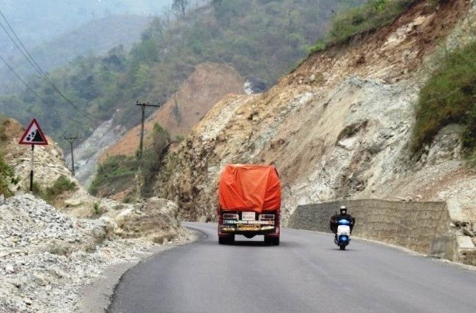 नारायणगढ – मुग्लिन सडक दिउँसो बन्द हुने
