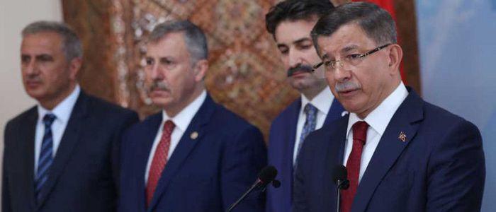 टर्कीका पूर्व प्रधानमन्त्रीद्वारा नयाँ पार्टी स्थापना