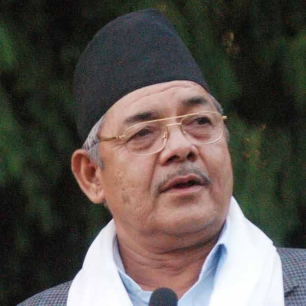 सरकारको पृष्ठभागमा पार्टी रहनुपर्छ : नेता गौतम