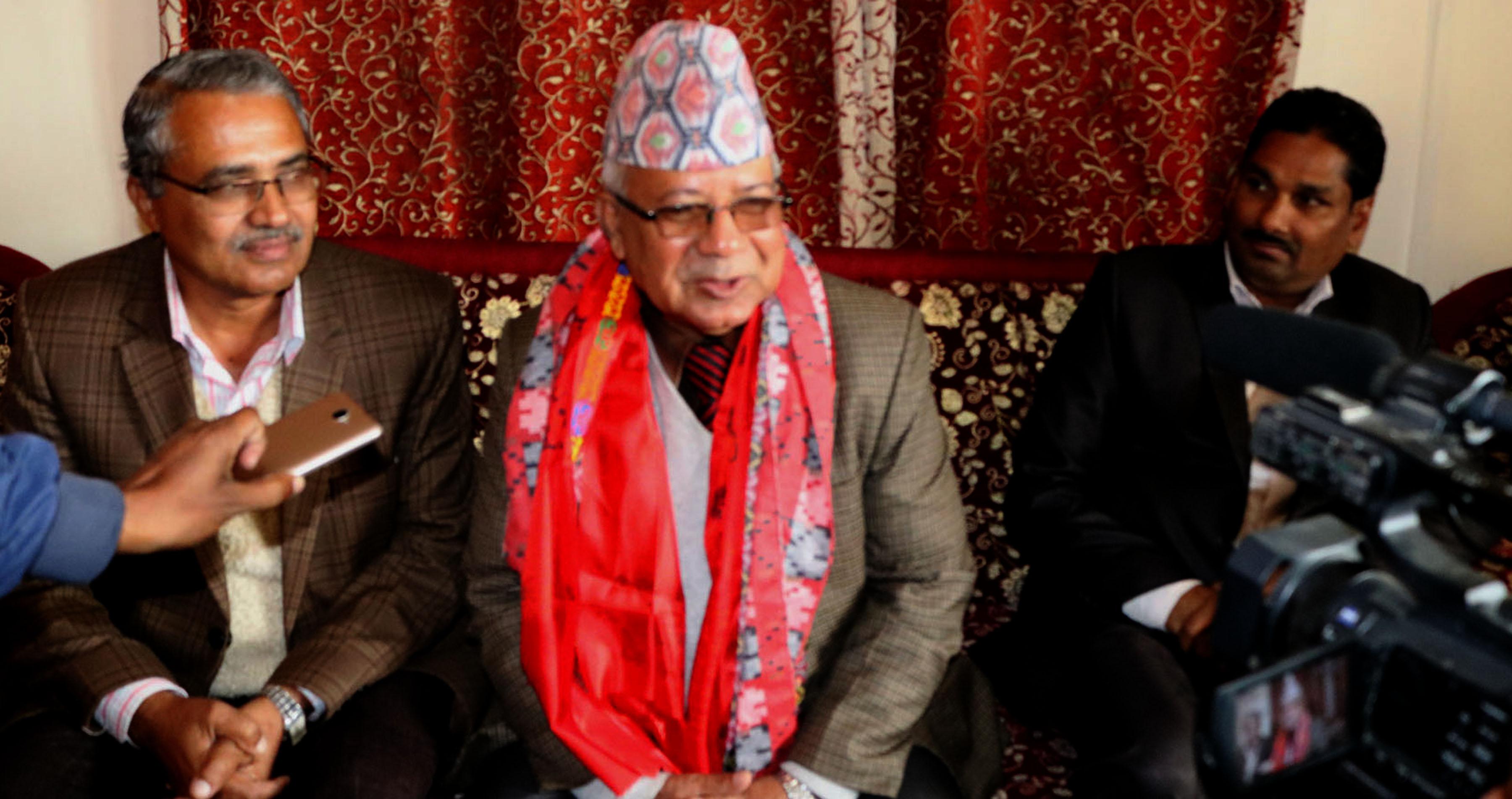 उपनिर्वाचनको परिणाम निराशाजनक छैन : वरिष्ठ नेता नेपाल