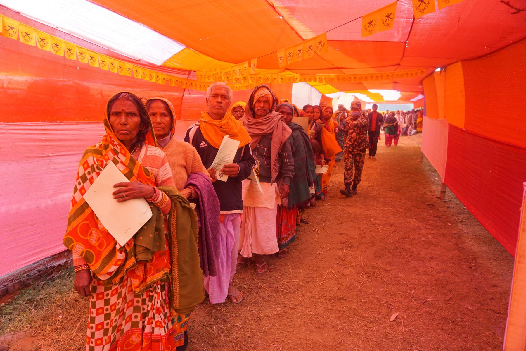 बृहत् स्वास्थ्य शिविर – स्थानीयवासीका लागि वरदान