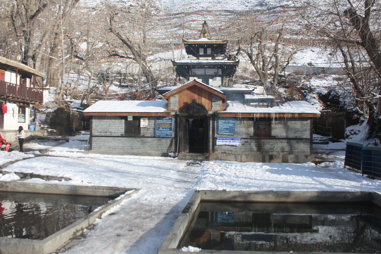 मुक्तिनाथ मन्दिर
