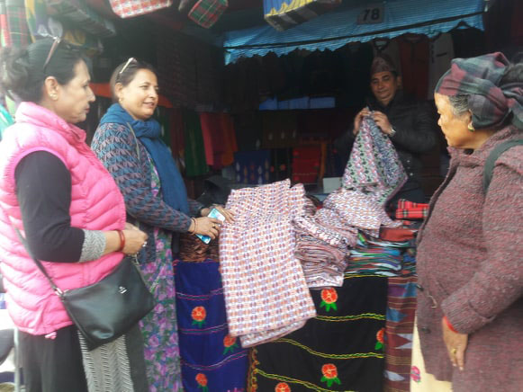 ढाका पोसाक - महिलाको रोजाइमा