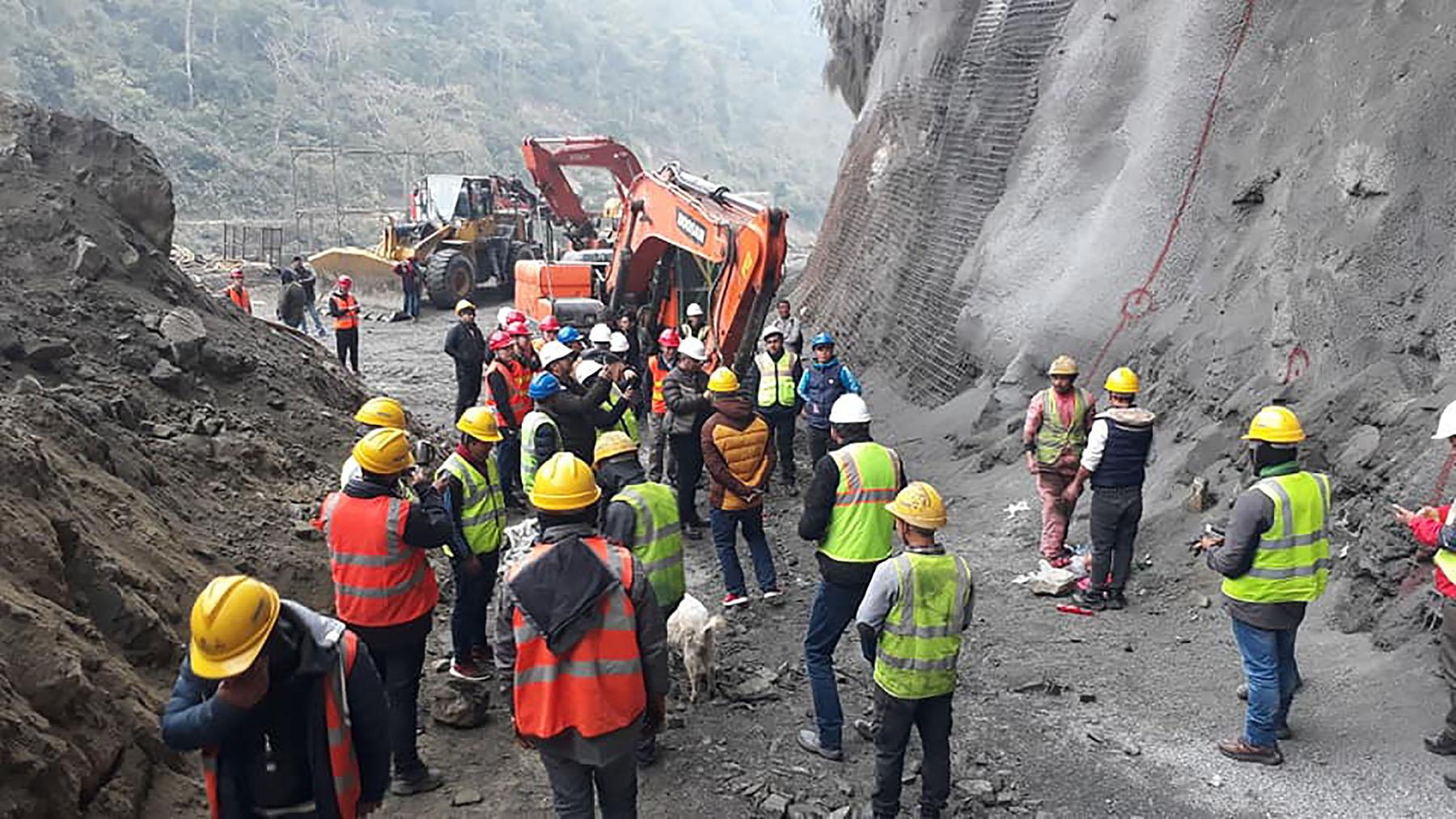 'केवल टनेल' निर्माण शुरु