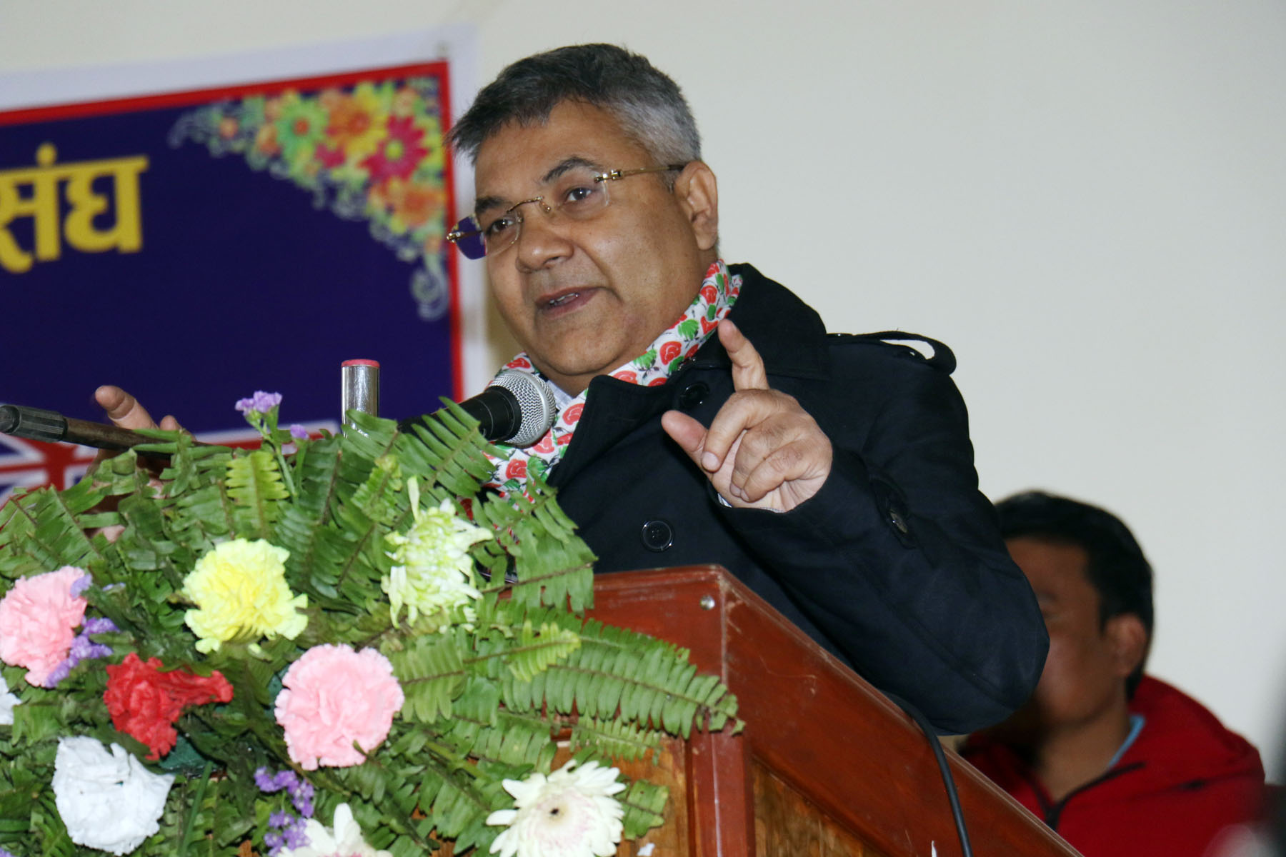 राजनीतिक रङ दिएर अफवाह फैलाउनुको अर्थ छैन : मन्त्री बाँस्कोटा