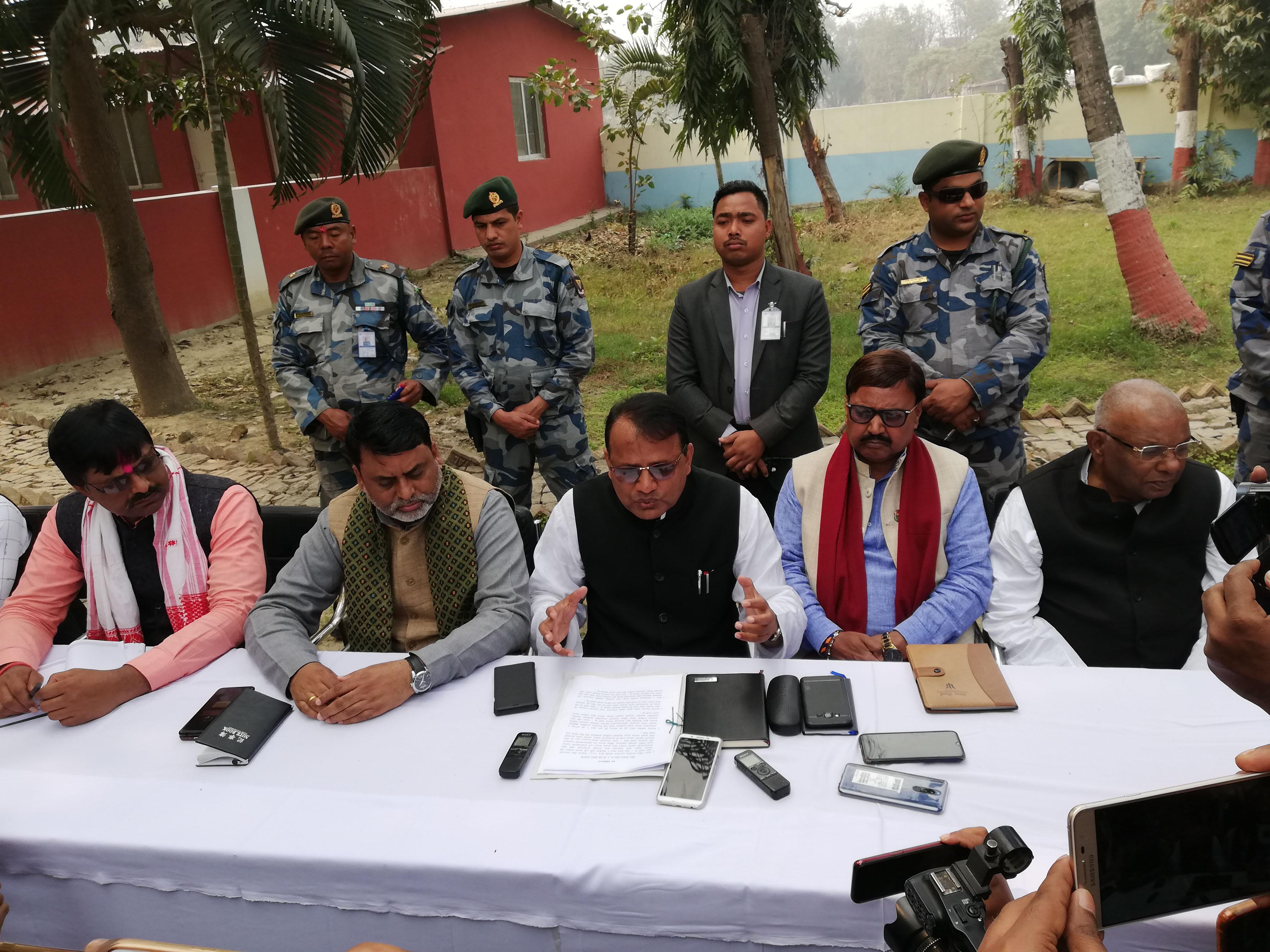 प्रदेश सरकार सङ्घीयता बचाउन सफल  : मुख्यमन्त्री राउत