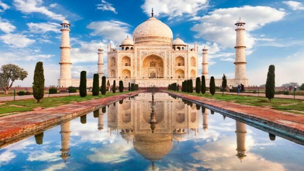 ट्रम्पले भारतमा ताज महलको भ्रमण गर्ने