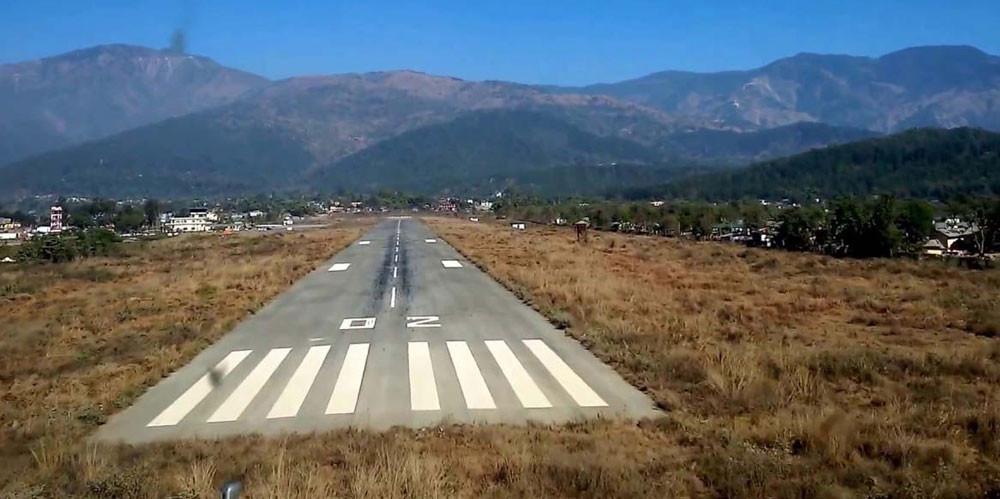 सुर्खेत विमानस्थल विस्तार हुँदै