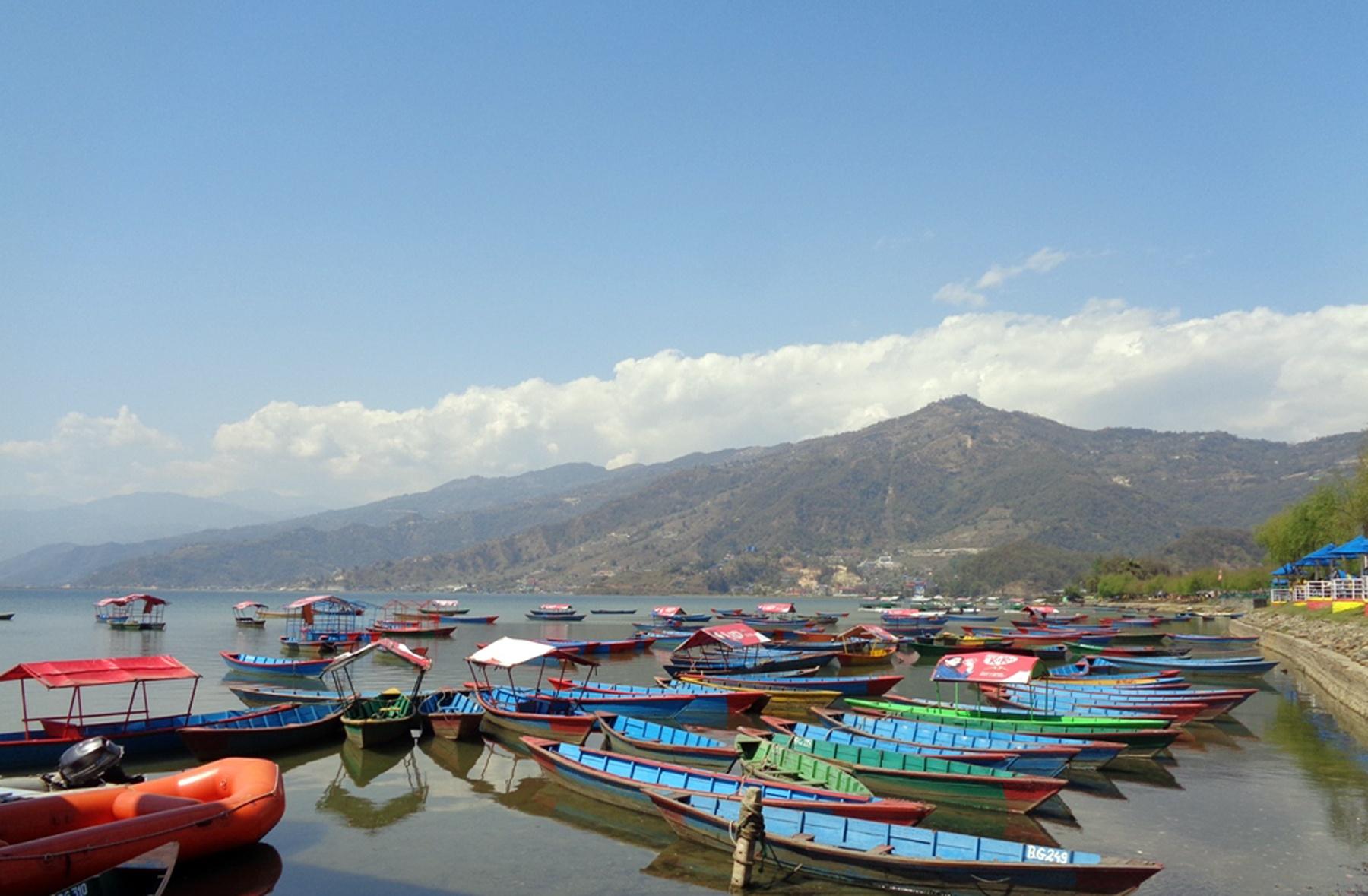 कोरोनाको कहर भोग्दै पोखराको पर्यटन