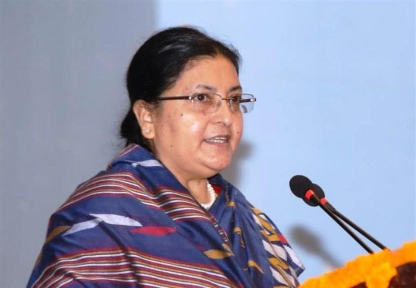 राष्ट्रपति र प्रधानमन्त्रीद्वारा आफ्ना भारतीय समकक्षीलाई शुभकामना