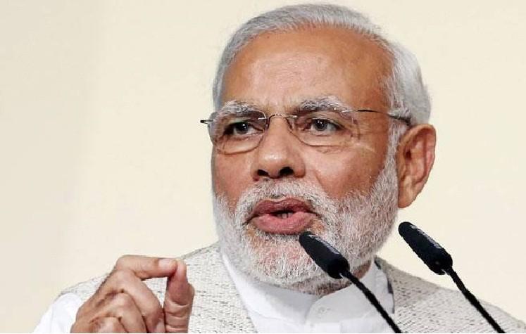 भारतीय प्रधानमन्त्री मोदीद्धारा रोजगार योजना शुरु