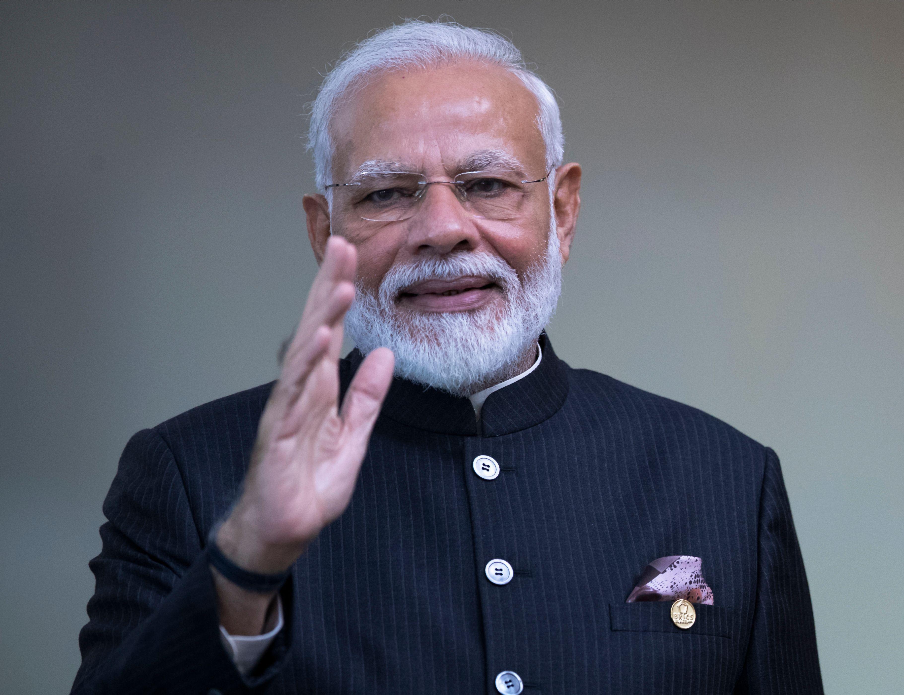 कोरोना विरुद्धको लडाई जनताको नेतृत्वमा छ : भारतीय प्रधानमन्त्री मोदी