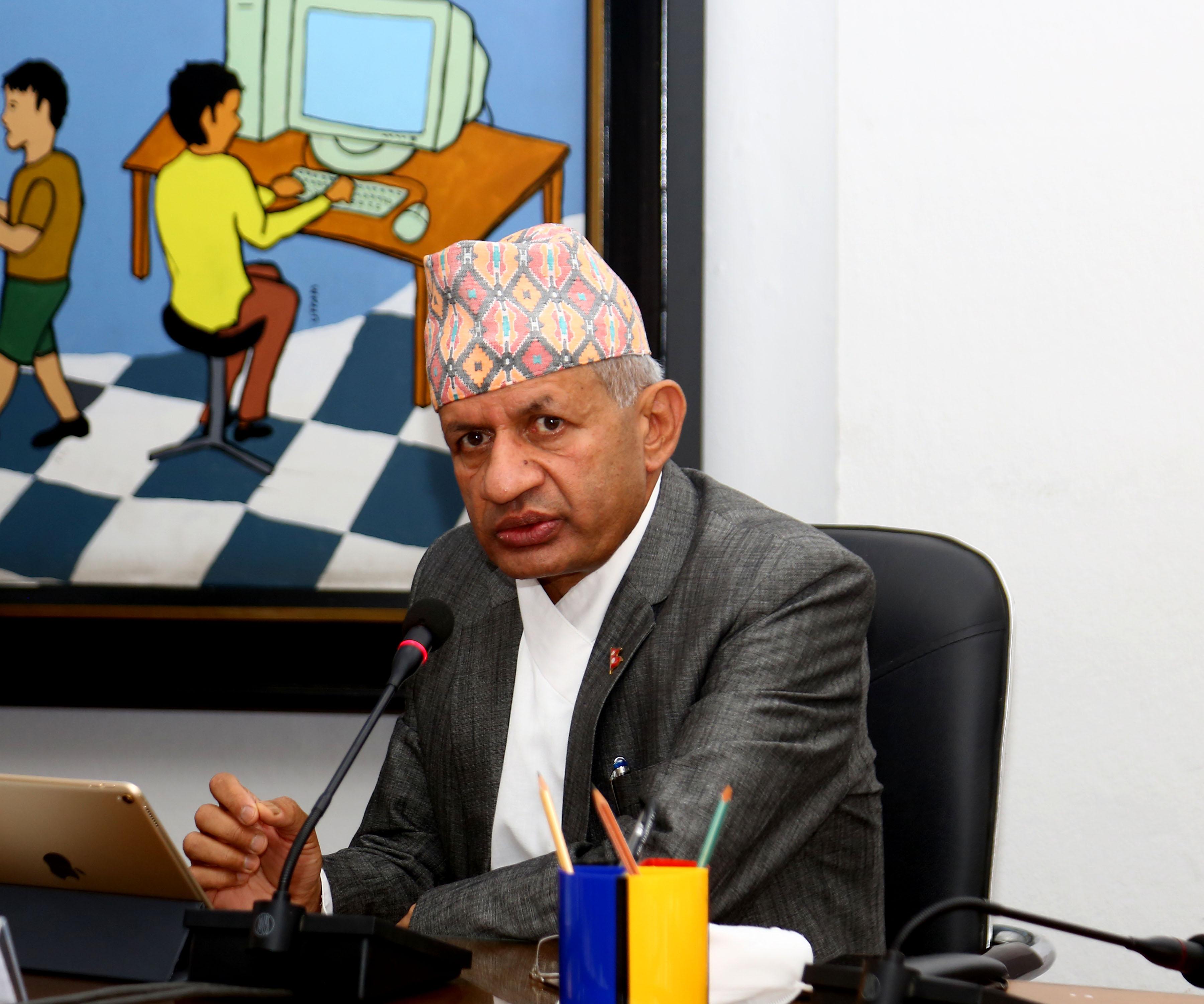 'सरकार भारतसँग अविलम्ब वार्ता गर्न चाहन्छ'