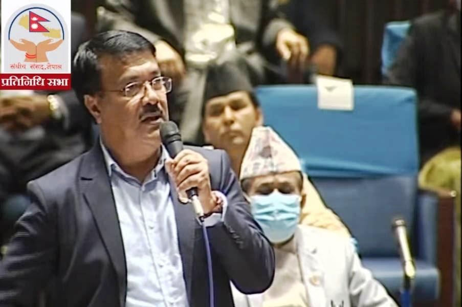 'पश्चिमरुकुम घटनाको छानबिनका लागि संसदीय समित गठन गर्न माग'