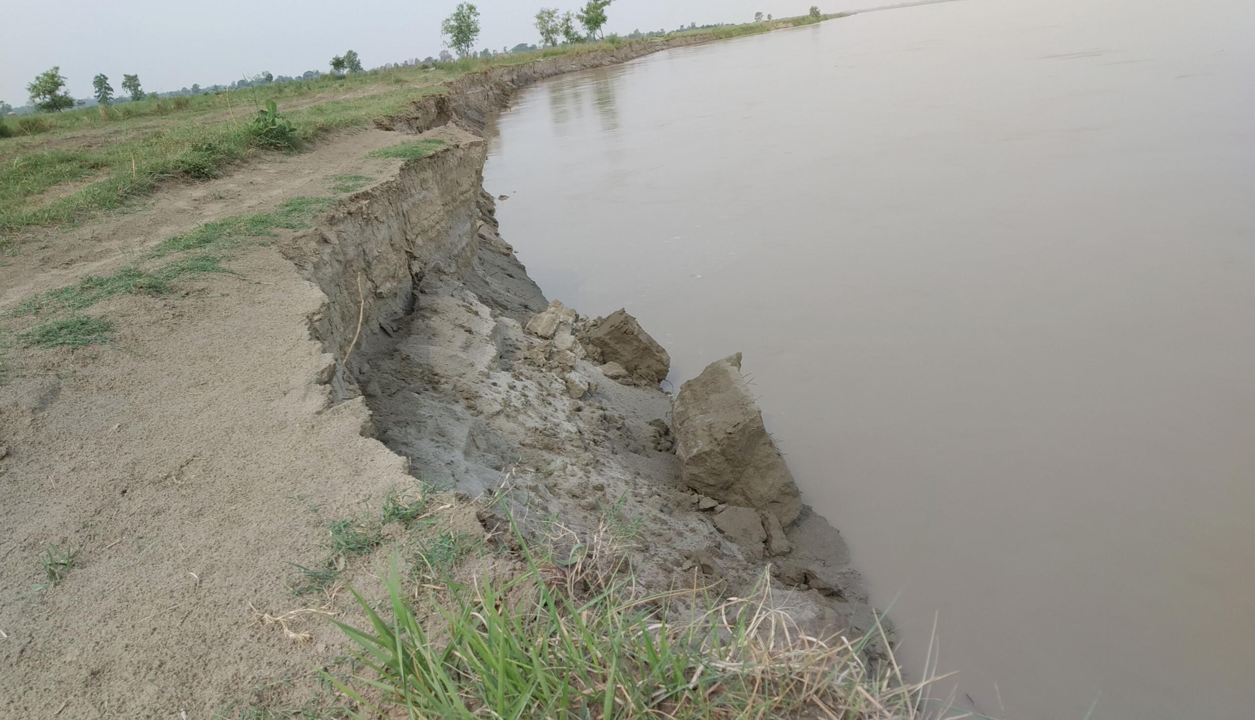पानी पर्दा तटीय क्षेत्रका नागरिक त्रासमा