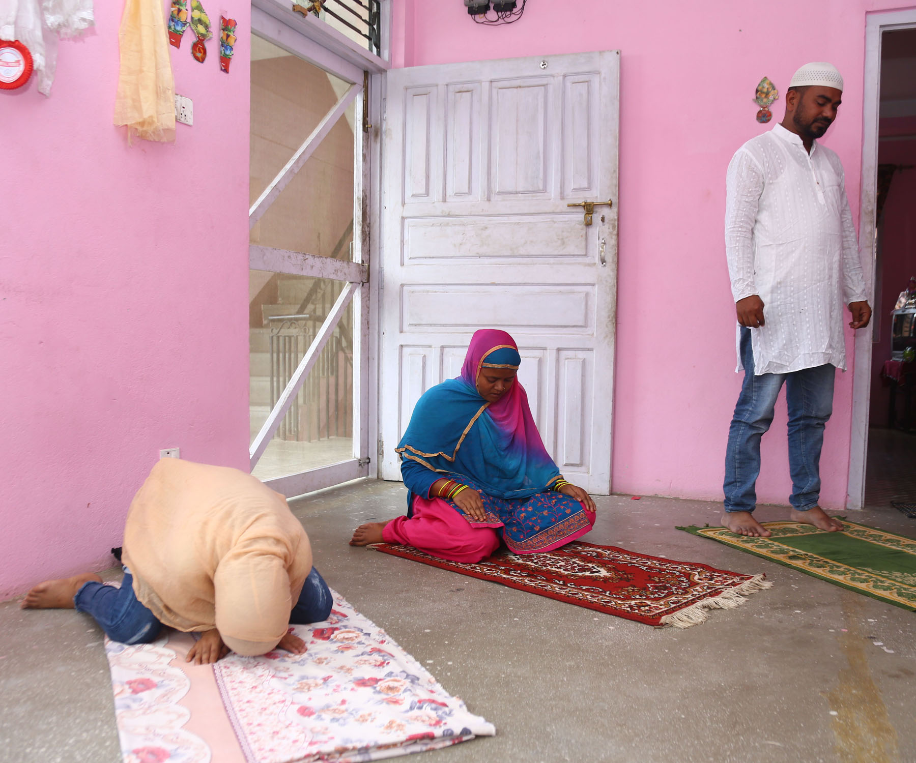 मुस्लिम धर्मावलम्बीले मनाए बकर ईद (इदुल जोहा)