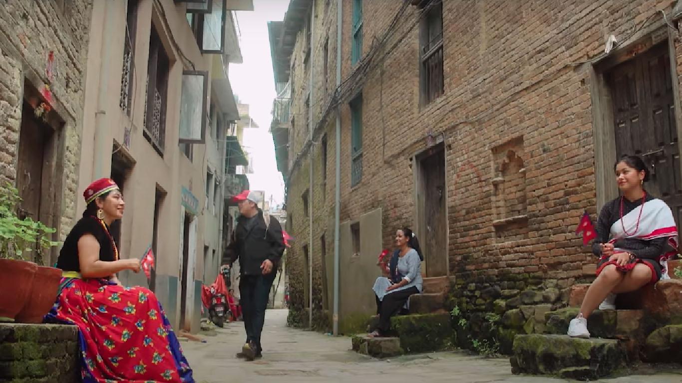 """राष्ट्रिय गीत """"नेपाली म हुन सकु"""" सार्बजनिक"""