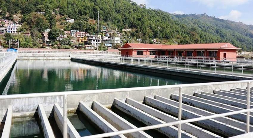 सुन्दरीजलमा थप एक पानी प्रशोधन केन्द्र निर्माण गरिने
